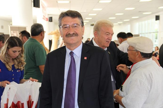 CHP İl Başkanından Kutlama