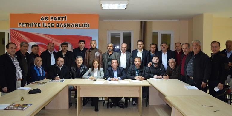 AK Parti ailesi bir araya geliyor