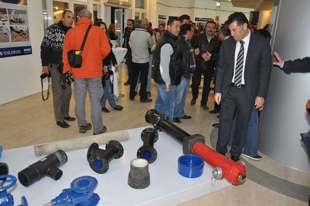 Bodrum Su Projesi tanıtıldı