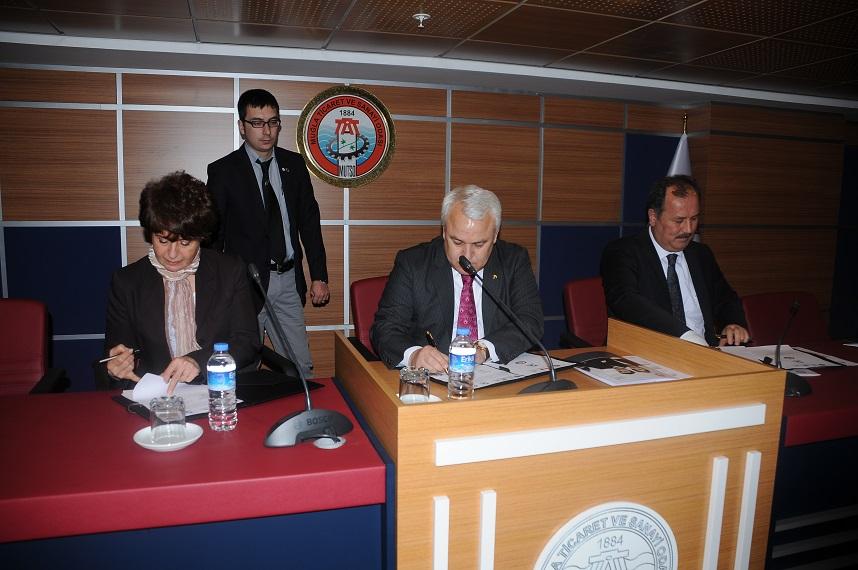 EBIC Ege İletişim Ofisi açıldı