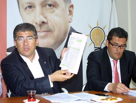 """CHP korku politikası üretti"""