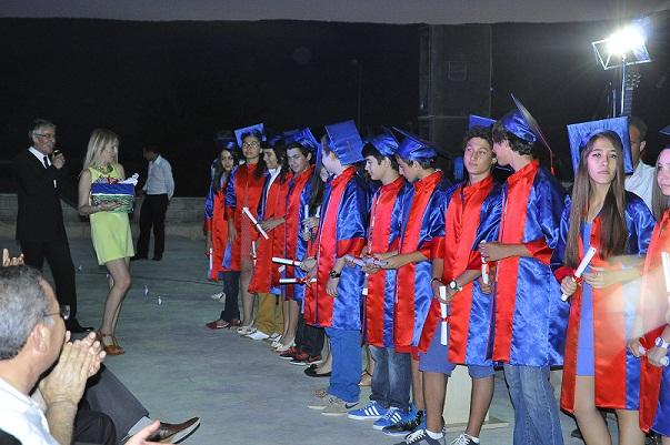 Teknoloji ve Kültür Koleji İlk mezunlarını verdi