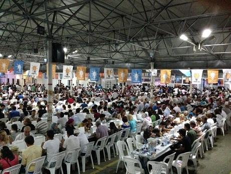 Bodrum'da 4 bin kişilik iftar