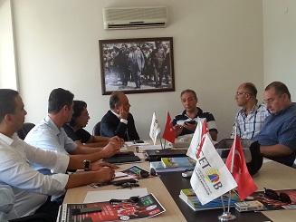 AK Parti ve GETOB turizmi masaya yatırdı