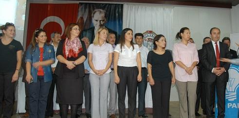 AK Parti Menteşe yenilendi