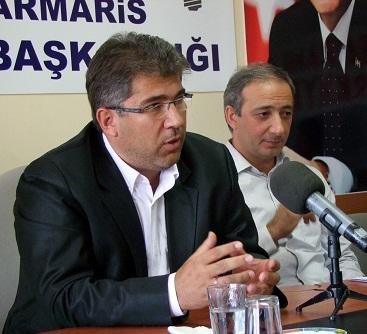 Öztürk: En favori parti AK Parti