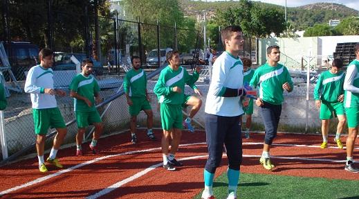 Bodrumspor Muratpaşa maçına hazır