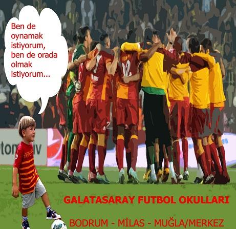 Galatasaray Muğla'da şube açıyor