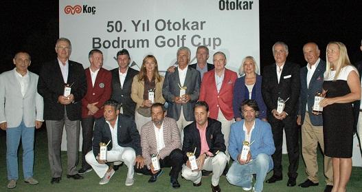 Bodrum Golf Cup Turnuvası bitti