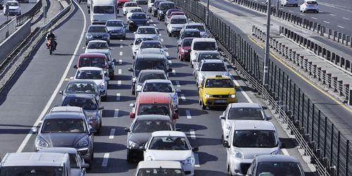Muğla'nın araç sayısı yine arttı