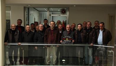 """Emekli Astsubaylar """"ölüm orucu"""" için Ankara'ya gidiyor"""