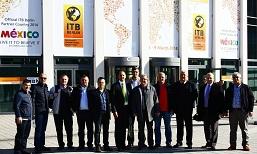 Muğlalı işadamlarının Berlin ziyareti