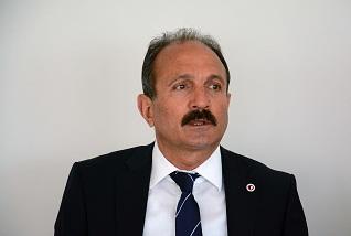 AK Parti'den Saatcı'ya tebrik