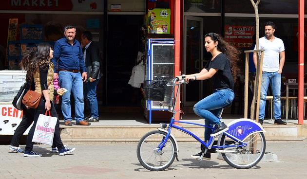 Akıllı Bisikletler geliyor