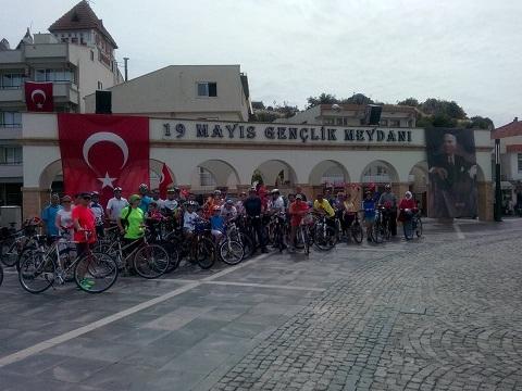 Bisiklet Festivali başladı