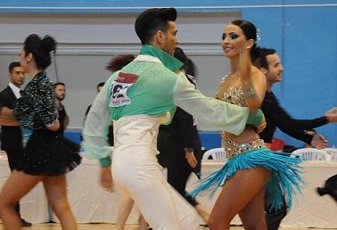 Bodrum'da dans rüzgarı esti