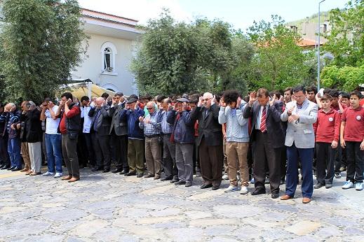Madenciler için gıyabi cenaze namazı