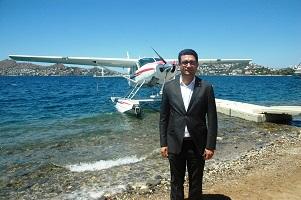 Bodrum-Bursa Deniz Taksi seferi başladı