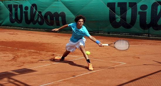 Tenis heyecanı sona erdi