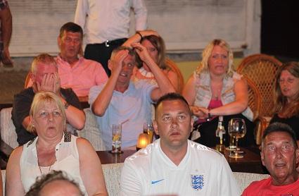 İngilizler hüsrana uğradı