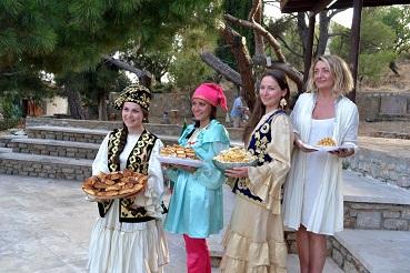 Kültür Akademisi'nde Tatar esintisi