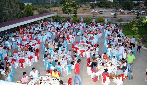 ERMAŞ'tan çalışanlarına iftar
