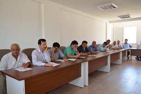 Seydikemer Meclisi yeni binada toplandı
