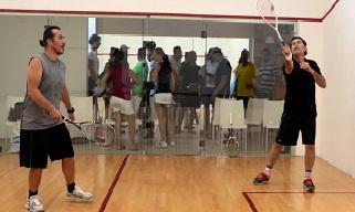 Bodrum Squash Turnuvası sona erdi
