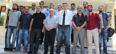 Muğla Büyükşehir Gazeteciler Cemiyeti Kuruldu