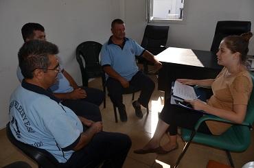 Belediye Personeline Psikolojik Destek semineri