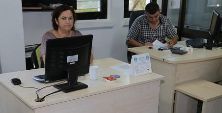 Belediye Tatbikat Servisi hizmette