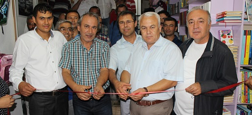 Anatolia Kitabevi yenilendi