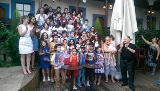 Brıtısh'in Yaz Kursları sona erdi