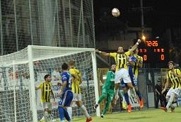 Fethiyespor ilk maçında takıldı