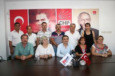 Marmaris CHP, olağanüstü kongreye gidiyor