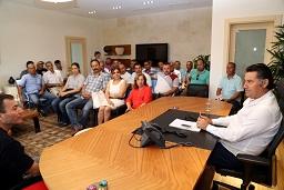 Eylül Ayı Muhtarlar Toplantısı yapıldı