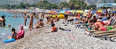 Turizm yeni rekora gidiyor