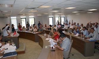 Fethiye Belediye Meclisi toplandı