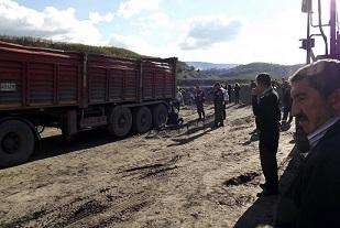 TKİ'de iş kazası: 1 ölü