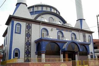 Belediye Camiyi mozaikle kaplatacak