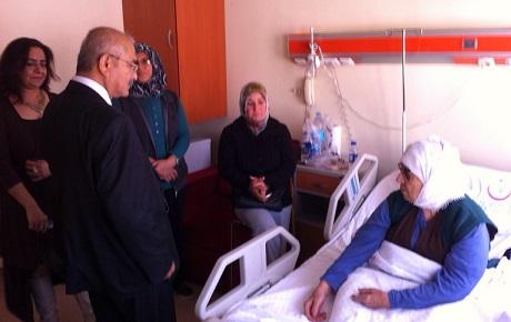 CHP Muğla Milletvekili Demir Menteşe'deydi