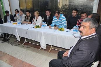 Bodrum Belediyesi'nin mahalle toplantıları sürüyor