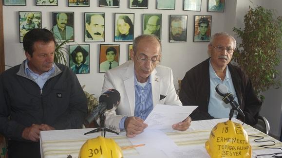 Pir Sultan Abdal eylem kararı aldı