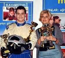 Ehliyetsiz Rallici 7 kupa kazandı