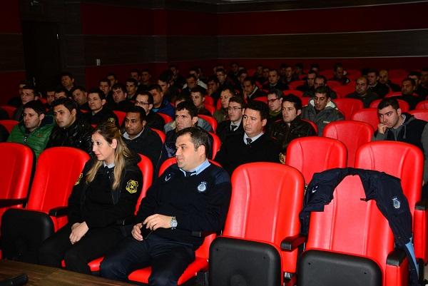 Özel Güvenlikçilere eğitim