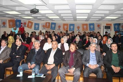 Fethiye AK Parti İstişare yaptı