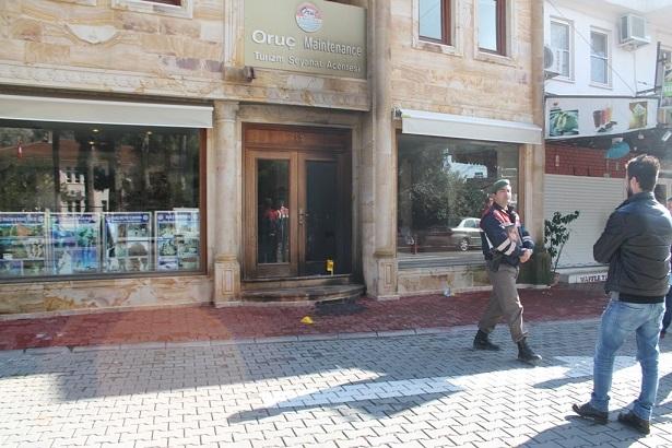 Dal-Çev'e molotoflu saldırı