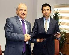 Üniversite ile MÜSİAD AR-GE Protokolü imzaladı