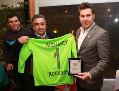 Kocadon, Gündoğan'ın şampiyonluğunu kutladı