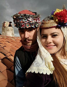 Menteşe'de Aşk Yarışması sona erdi